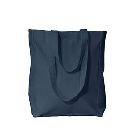 UltraClub Canvas Tote