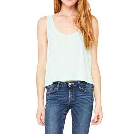 Bella + Canvas Ladies' Flowy Boxy Tank
