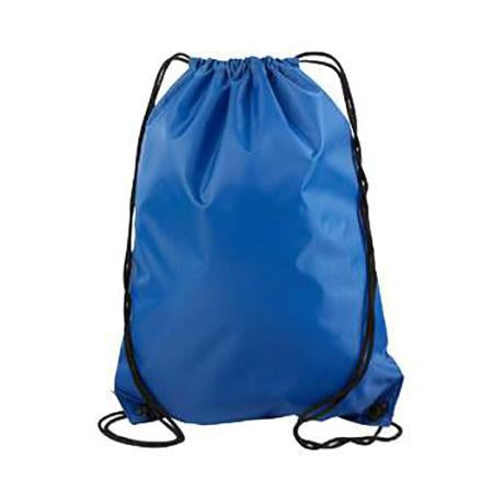 UltraClub Value Drawstring Backpack