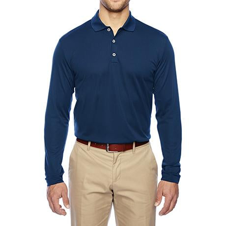 adidas Golf Men's climalite Long-Sleeve Polo