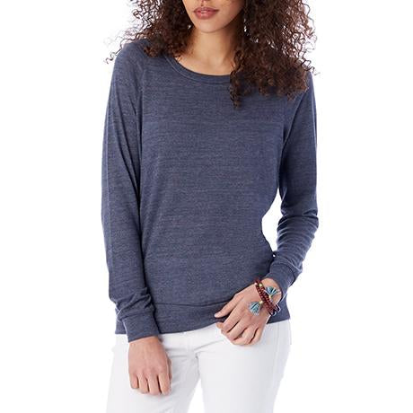 Alternative Ladies' Slouchy Eco-Jersey Pullover