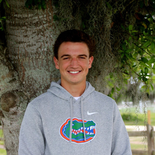 Justin Clark at University of Florida