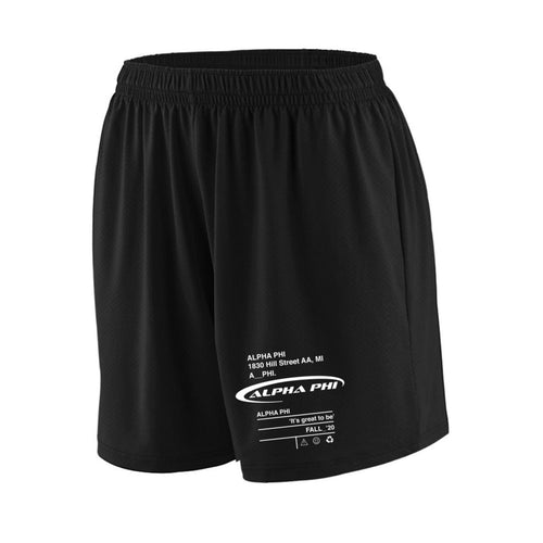 Black Shorts (set) (Listing ID: 4531003654213)