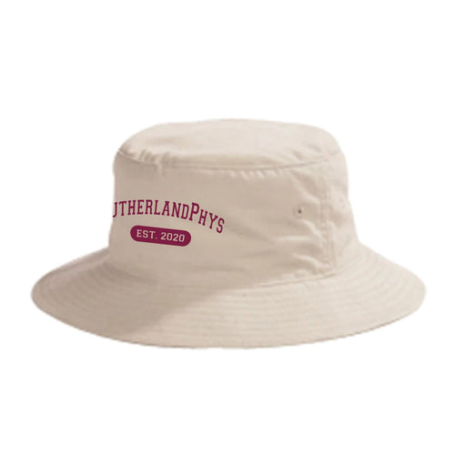 SutherlandPhys College Bucket Hat (4565609611333)