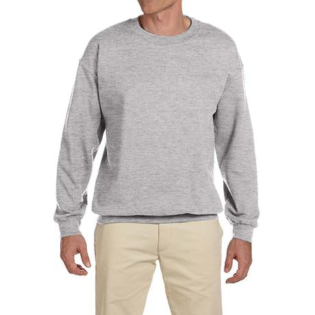 Hanes Ultimate Cotton 90/10 Fleece Crewneck