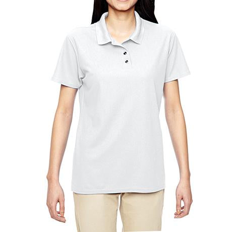 Gildan Ladies' Performance Double Piqu Polo