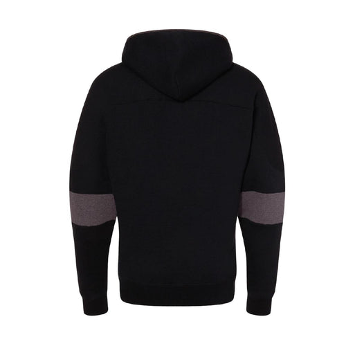 Sport Lace Colorblocked Fleece Hooded Sweatshirt