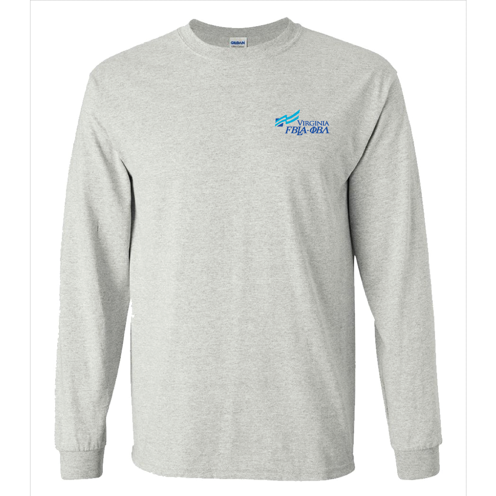 FBLA Virtual Conference Long Sleeves 2021 (Listing ID: 6552781717573)