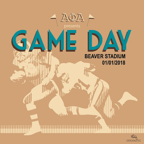 A-Phi-A Retro Gameday Art