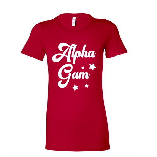 Cardinal Red AGD T-Shirt