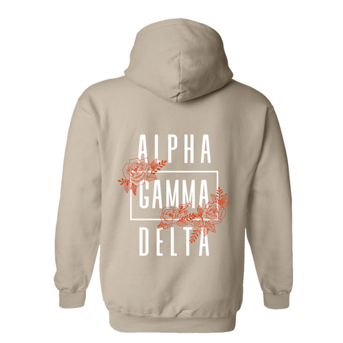 Sand-Colored AGD Sweatshirt