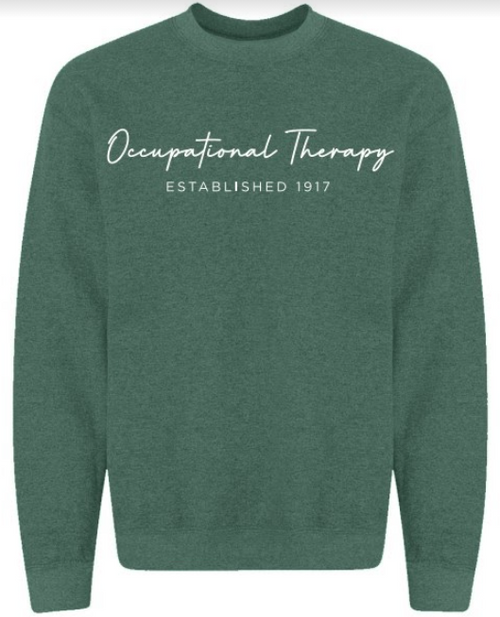 Occupational Therapy Fleece Crew (Listing ID: 4597020885061)