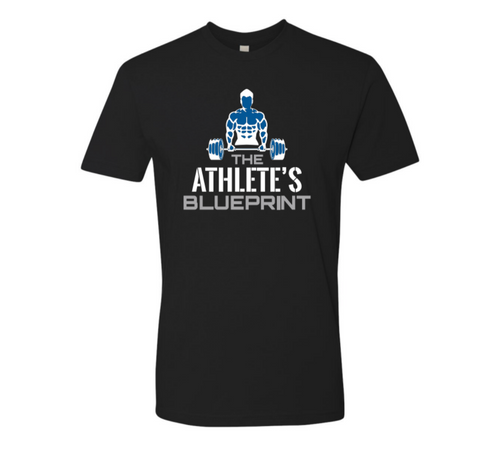 The Athlete's Blueprint T-Shirt(Listing ID : 4606565908549)