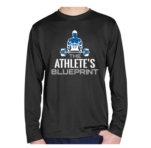 The Athlete's Blueprint Performance Long Sleeve(Listing ID : 4606613585989)