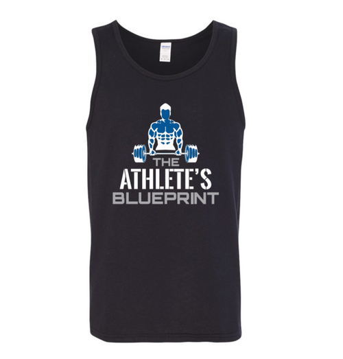 The Athlete's Blueprint Tank top(Listing ID : 4606621352005)