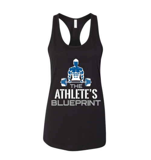 The Athlete's Blueprint Women's Tank(Listing ID : 4606621450309)