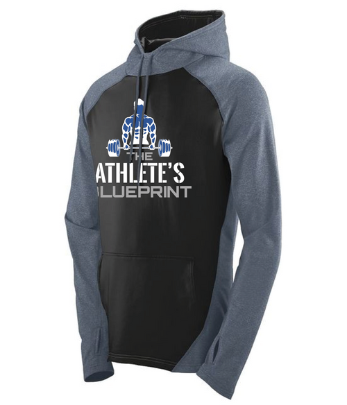 The Athlete's Blueprint Performance Hoodie(Listing ID : 4606634590277)