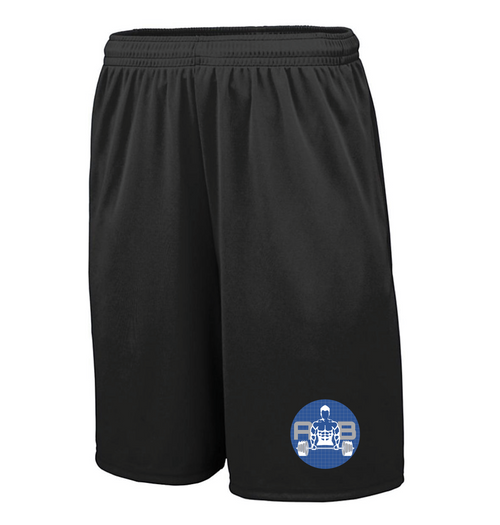 The Athlete's Blueprint Performance Shorts(Listing ID : 4606634688581)