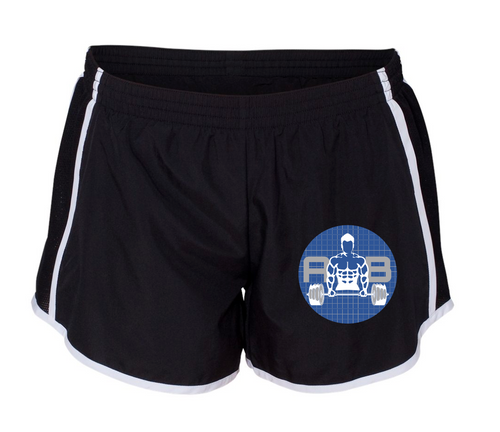 The Athlete's Blueprint Ladies Shorts(Listing ID : 4606641143877)