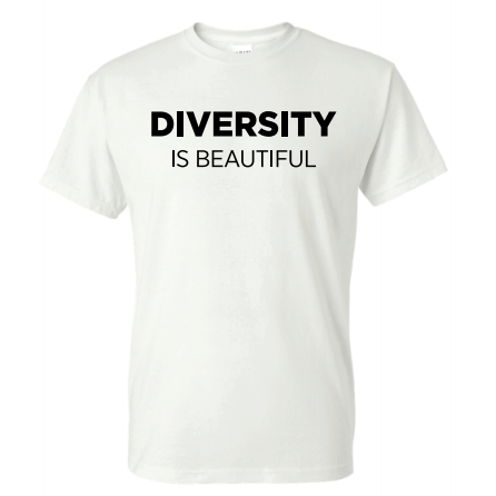 Diversity is Beautiful (Listing ID: 4682961125445)