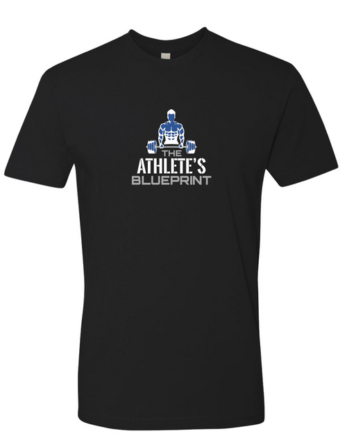 The Athlete's Blueprint T-Shirt (Listing ID: 6578538414149)