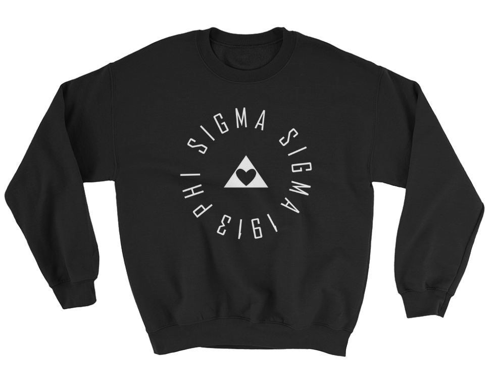 "The Phi Sig ""Cool Down"" Crewneck"