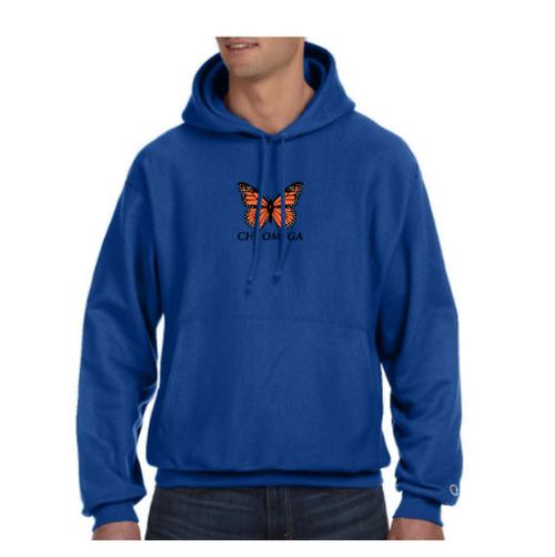 ChiO Butterfly Hoodies!(Listing ID : 4647474266181)