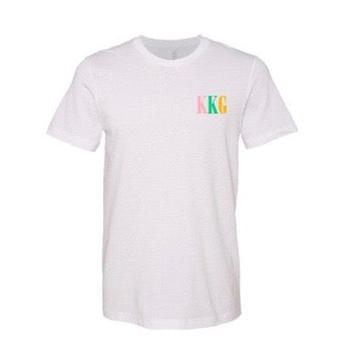 Smiley Kappa T-Shirt (Listing ID: 6584328421445)