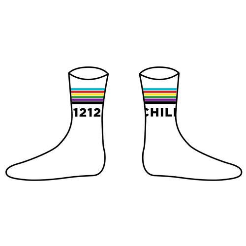 1212 Chill Crew Socks
