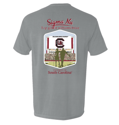 Top Golf at Williams-Brice Shirts (Listing ID: 6589419552837)