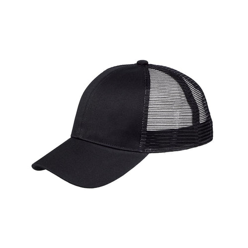 6-Panel Structured Trucker Cap