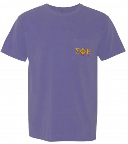 SigEp Comfort Colors Shirt (4442042499141)