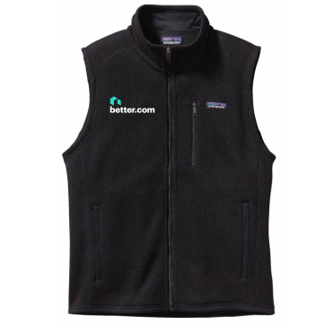 Patagonia Better Sweater Fleece Vest Oakland