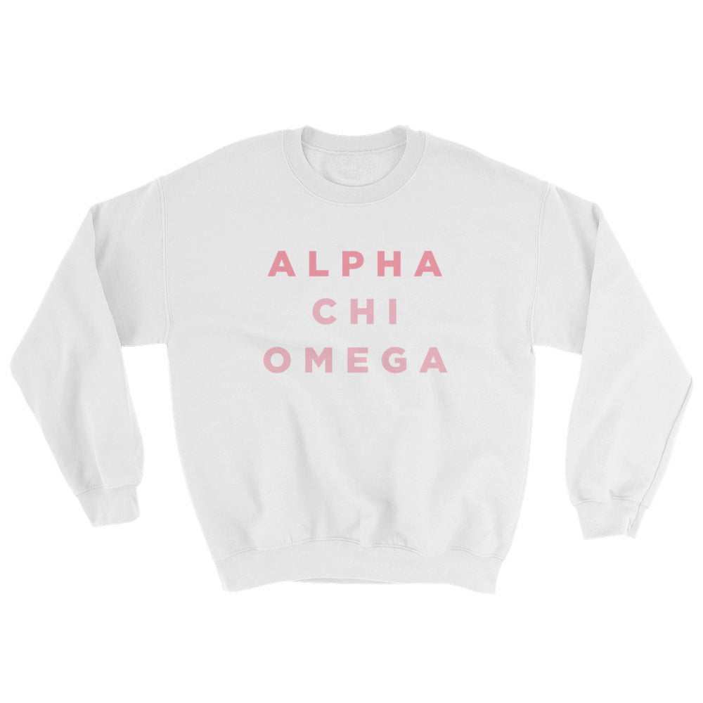 "The AXO ""Pizza Night"" Crewneck"