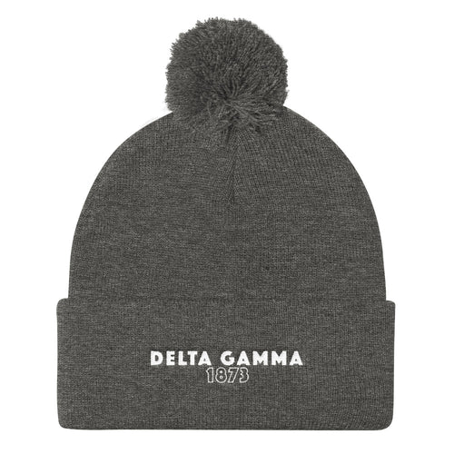 "The DG ""Snowed In"" Beanie"