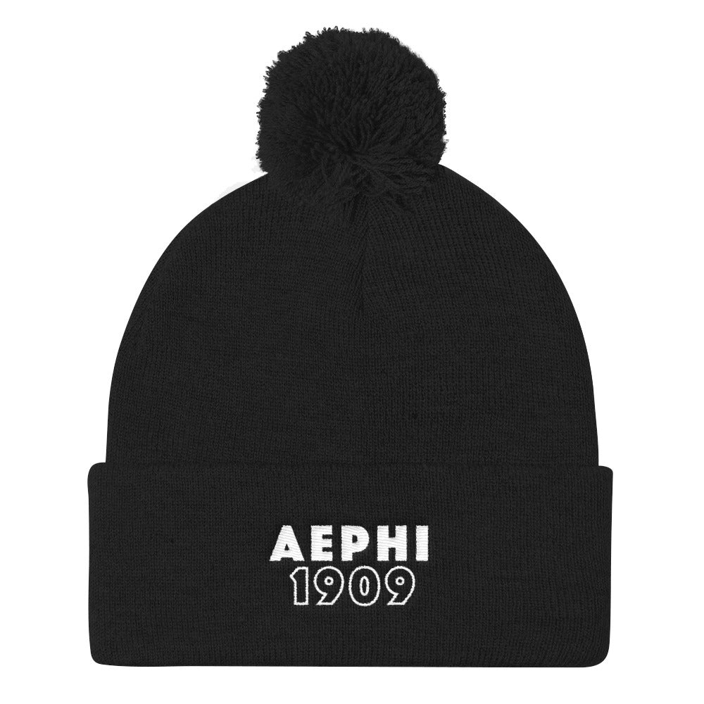 "The Aephi ""Snowed In"" Beanie"
