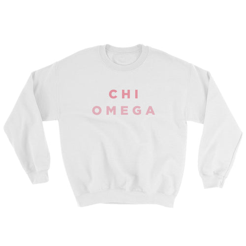 "The ChiO ""Pizza Night"" Crewneck"