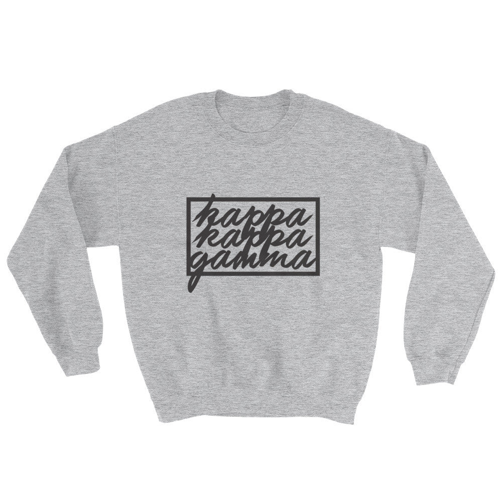 "The KKG ""Chill n' Grill"" Crewneck"
