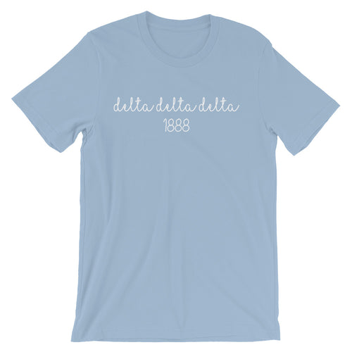 "The Tridelta ""Only Color I Own"" Tee"