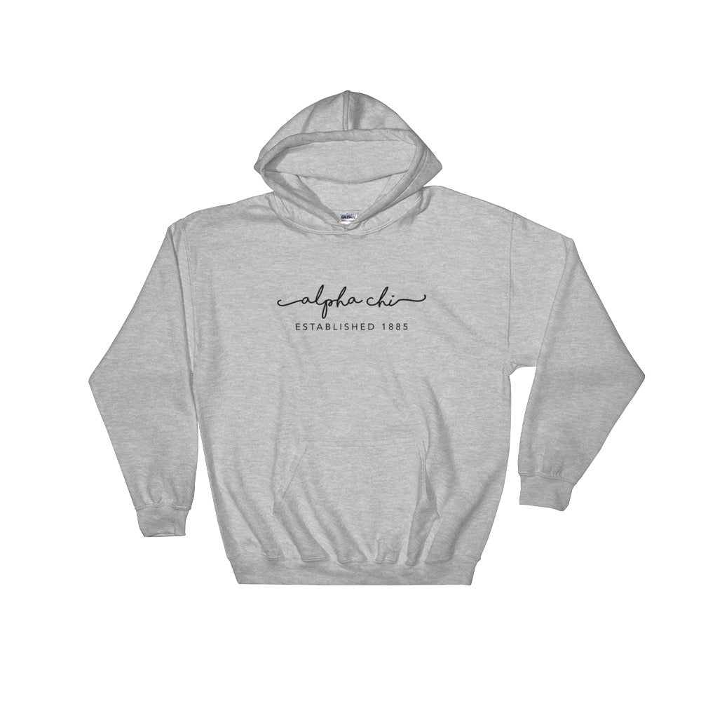 "The AXO ""Morning After"" Hoodie"