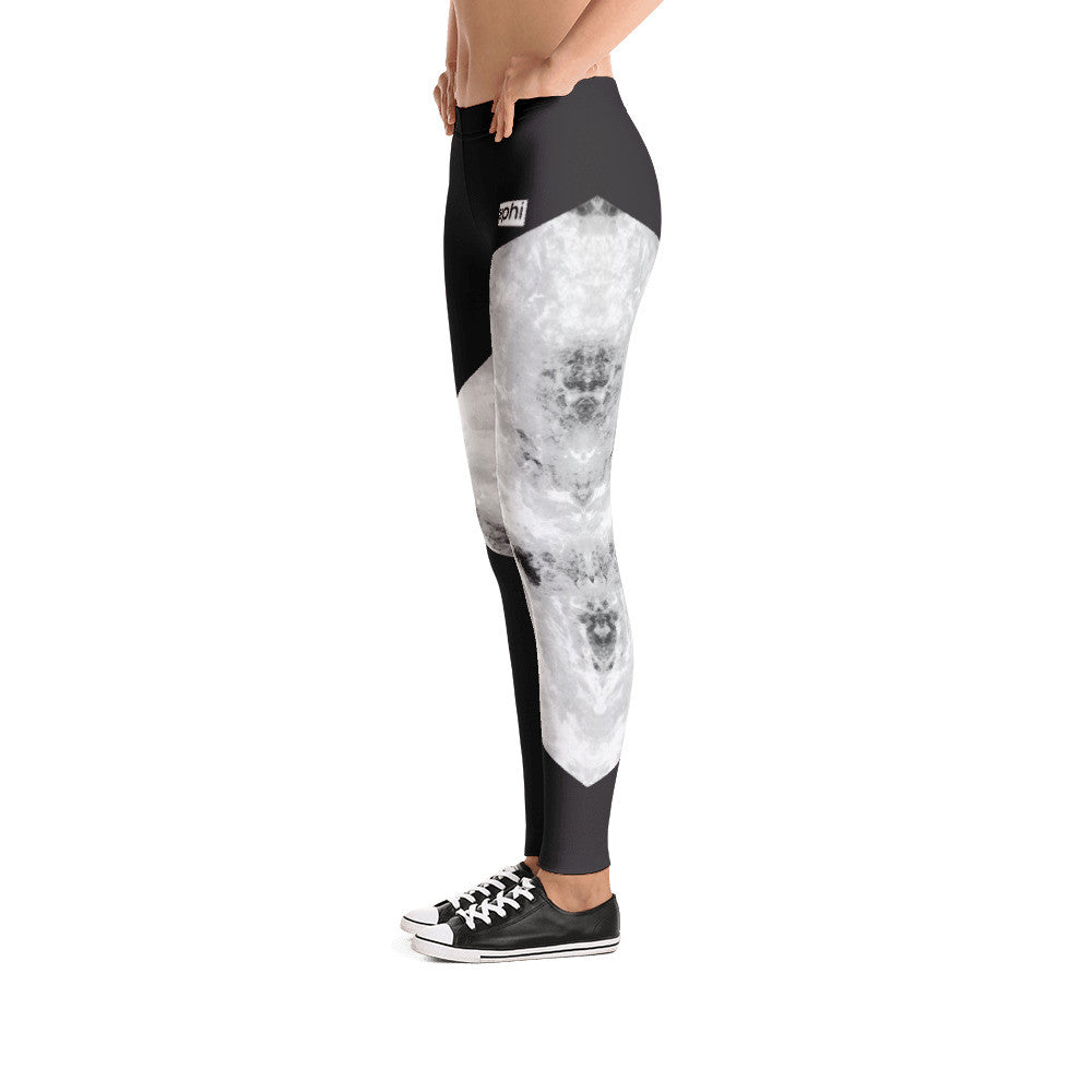 "The AEPhi ""Less Bustle More Hustle"" Leggings"