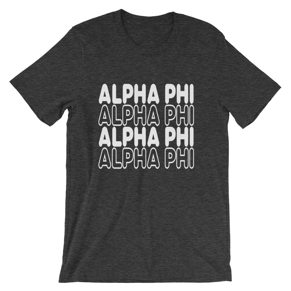 "The Alpha Phi ""Longest Day Ever"" Tee"