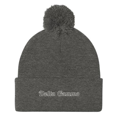 "The DG ""Snow Darty"" Beanie"