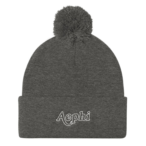 "The Aephi ""Snow Darty"" Beanie"
