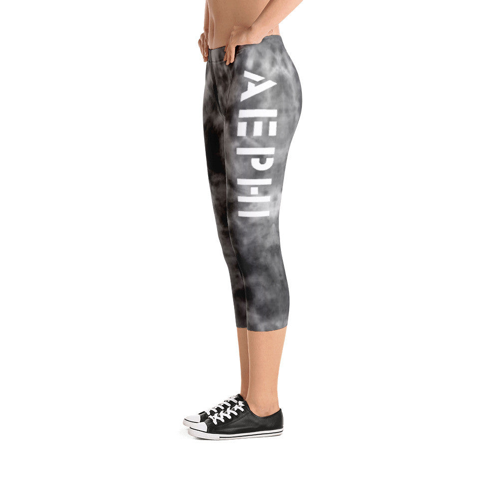"The AEPhi ""Cloudy Day Capri"" Leggings"
