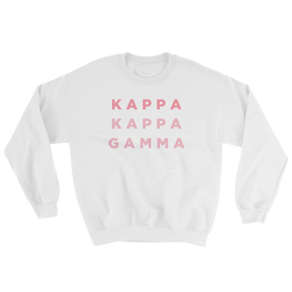 "The Kappa ""Pizza Night"" Crewneck"