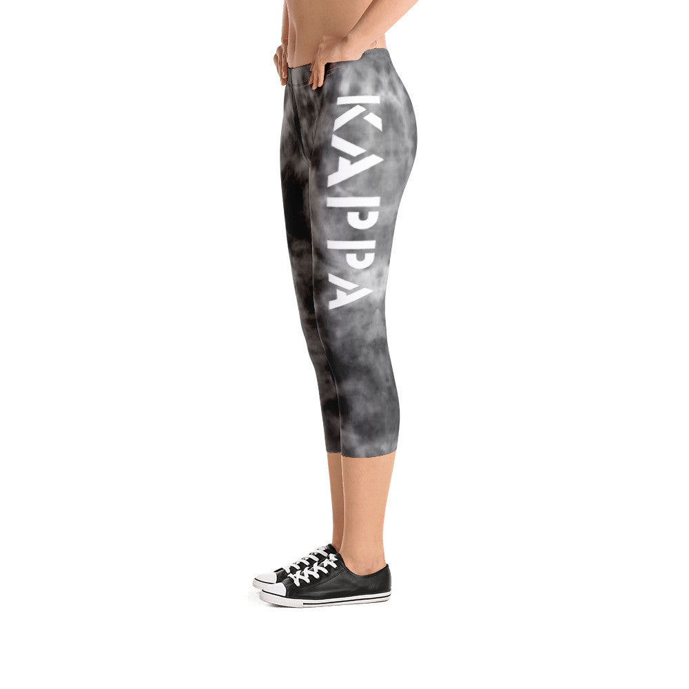 "The KKG ""Cloudy Day Capri"" Leggings"