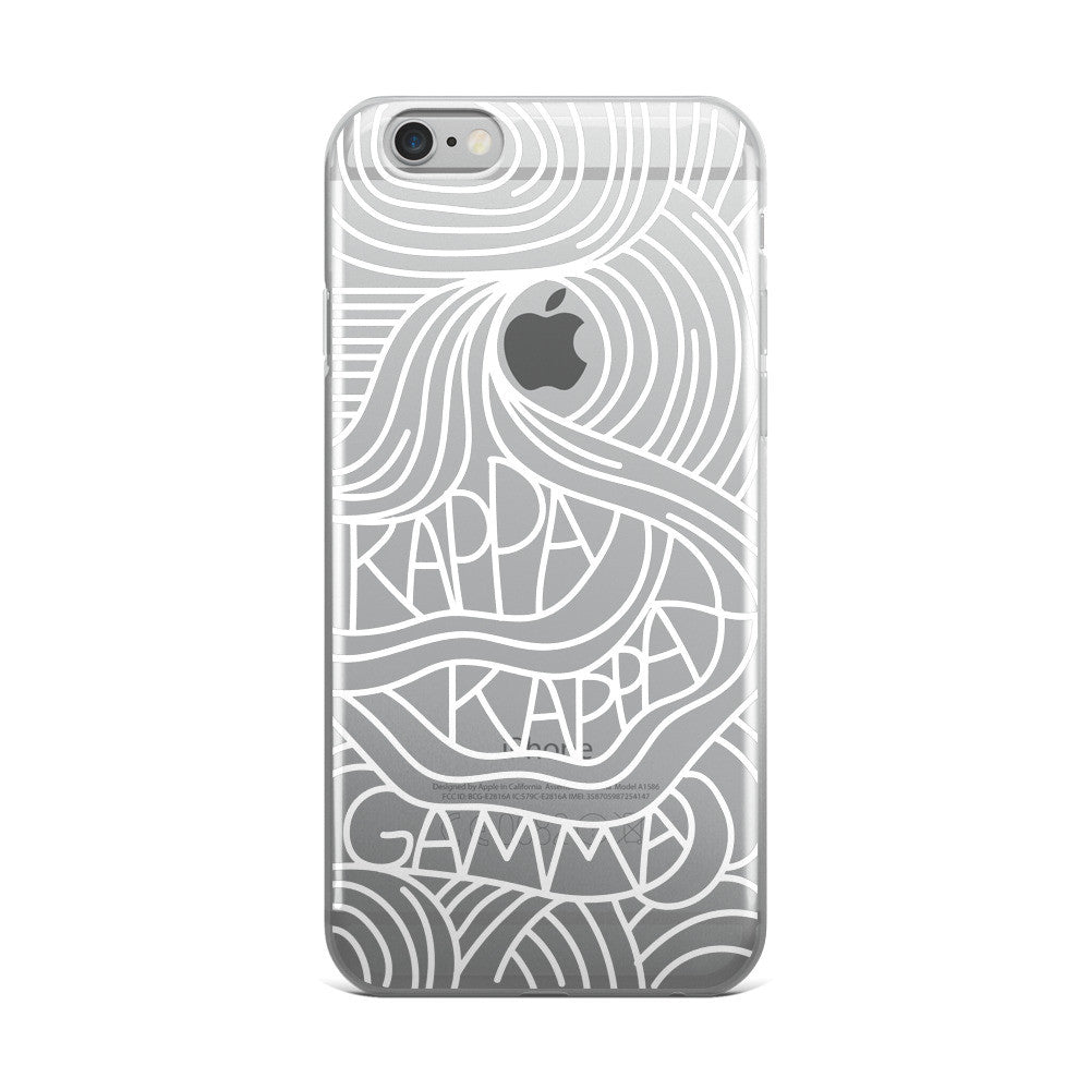 "The KKG ""Case With A View"" iPhone 5/6 Case"