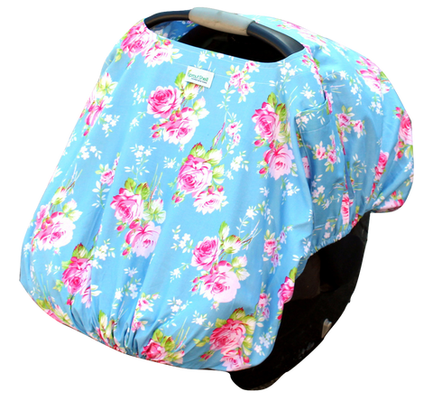 Wholesale Floral Fantasy Carrier Cover