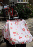 Tea Garden Carrier Cover